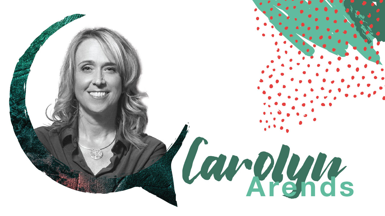 Carolyn Arends - well-known Canadian musician and author, adjunct professor at  ACTS Seminary, Pacific Life Bible College, and Columbia Bible College. She is also Director of Education for Renovaré, giving breath to her passion for spiritual formation.