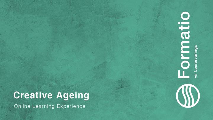 MOSAIEK - Creative Ageing
