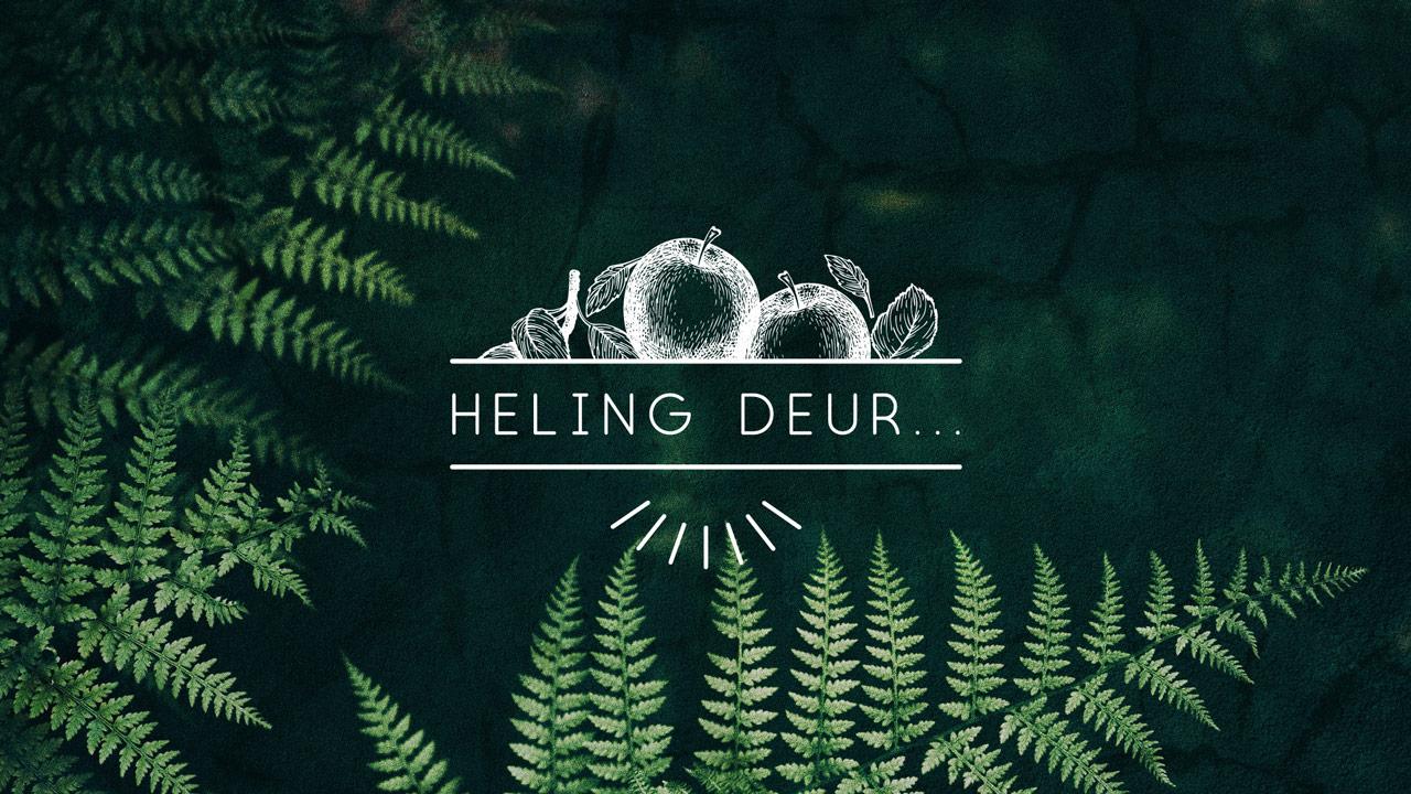 Mosaiek Heling-Deur Preekreeks